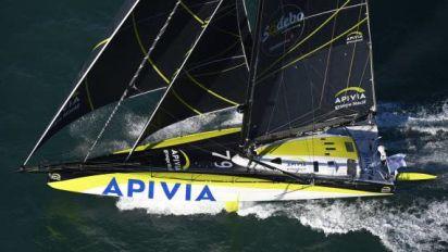 Voile - Vendée Globe - Vendée Globe: Charlie Dalin (Apivia) toujours en tête, Thomas Ruyant (LinkedOut) reste au contact