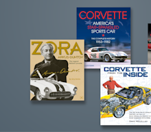These Are the 8 Best Books about the Chevy Corvette