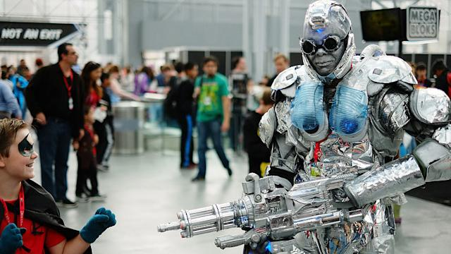 Get Out Your Capes - Here's What to Expect at Comic-Con 2014