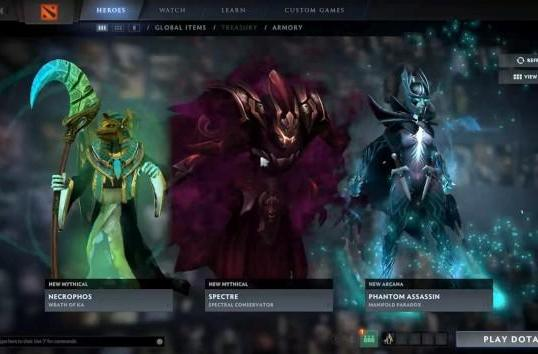 'Dota 2 Reborn' will make playing or just watching easier next week