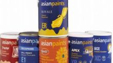 Asian Paints shares gain 6% after Q4 results