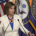 'None of us came here to impeach a president:' Pelosi