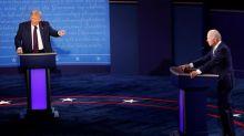Débat Trump/Biden: la commission électorale veut revoir les règles des prochaines rencontres