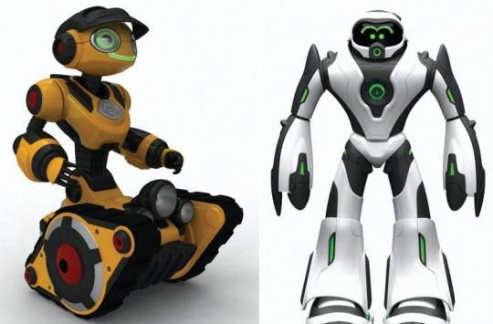 WowWee rolls out Roborover, Joebot robot buddies
