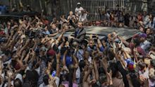 Venezuelans Take to the Streets After Another Round of Blackouts