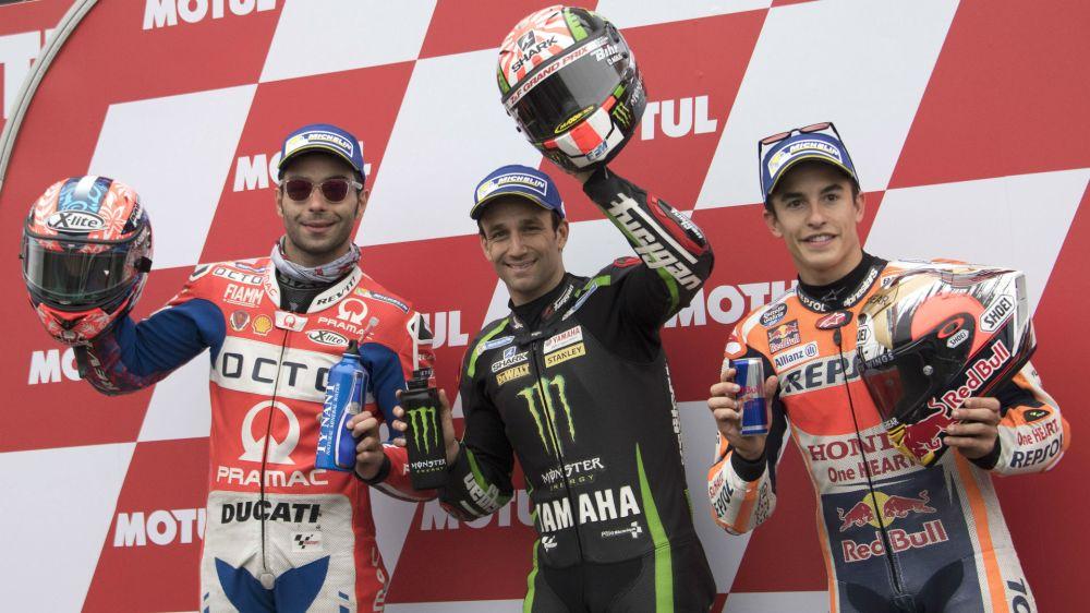 MotoGP title could go either way - Marquez