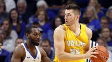 NBA draft: Former Valparaiso star Alec Peters brought to tears after being selected by Suns (Video)