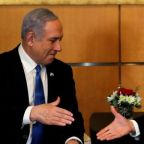 Donald Trump invites Israeli leaders to Washington to hear peace plan details
