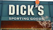 Dick's Sporting Goods may toss out hunting gear in favor of baseball items at some stores