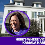 Vice President Kamala Harris now lives in this house