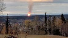 Earth samples show dust from B.C. pipeline blast not a health threat: Enbridge