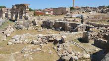 Une église de 1600 ans découverte lors de fouilles dans l'ancienne capitale hittite en Turquie