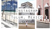 Most Instagrammable places to photograph in Tulum, Mexico