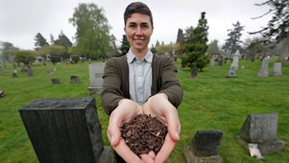 Washington expected to allow 'human composting'