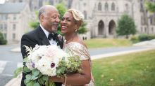 Couple whose wedding photos burned in fire 38 years ago given anniversary photo shoot