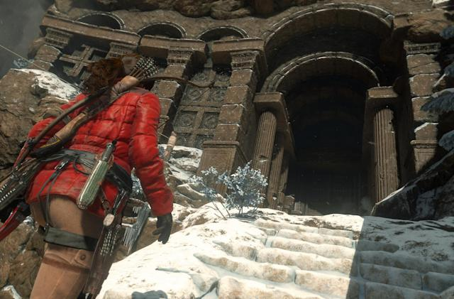 'Tomb Raider' and 'Witcher 3' snag Writers Guild nominations