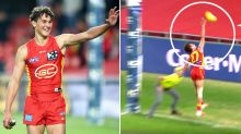 'Class act': AFL player hailed for brilliant act of sportsmanship