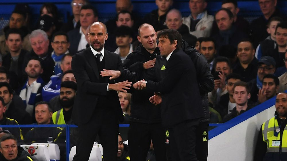 Manchester City are so polite - Guardiola dismisses Chelsea tunnel row rumours