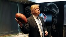 Donald Trump has been at war with the NFL since 1986