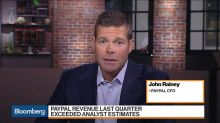 PayPal CFO on Growth, Competition, Barclays Partnership
