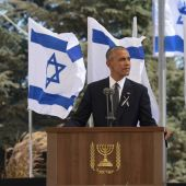 """President Obama On Shimon Peres: """"He never stopped dreaming"""""""