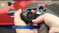 MC Law Hosts Gun Law Debate
