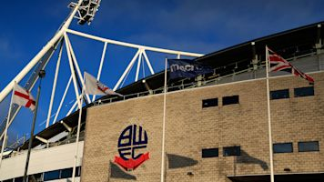 Bolton call off Doncaster match over players' welfare