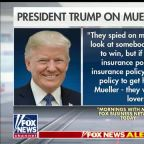 'It never ends': Trump reacts to upcoming Mueller testimony on Capitol Hill