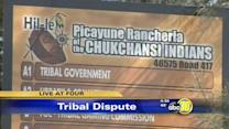 Authorities on stand-by at Chukchansi tribal offices