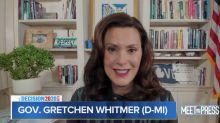 Michigan Gov. Whitmer calls Trump's latest attacks 'incredibly disturbing'