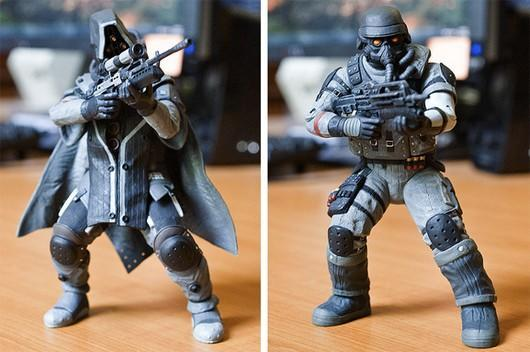 DC Unlimited releases Killzone 3 action figure line