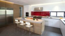 The gorgeous kitchen design of Downley House
