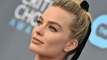 The Exact Eyeliner Margot Robbie Wore To The Critics' Choice Awards