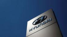 South Korea's Hyundai Motor to suspend Asan plant output over chip shortage