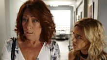 Irene breaks the bad news about Mick