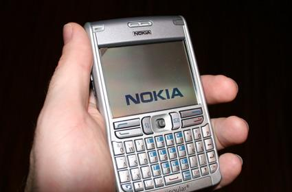 Hands-on with the Nokia E62 for Cingular