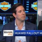 Huawei fallout hits tech sector