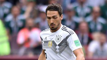 Hummels criticises Germany tactics in loss