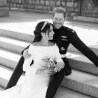 The Royal Wedding Photographer Reveals the Adorable Story Behind Meghan Markle and Prince Harry's Candid Portrait