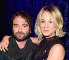 Kaley Cuoco recalls filming awkward Big Bang Theory sex scenes with ex-boyfriend Johnny Galecki