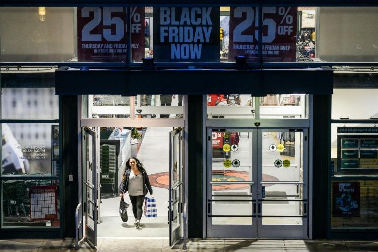 Black Friday shoppers flock to stores early for doorbusters, deals