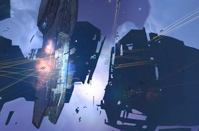 'Homeworld: Remastered' is beautiful, but it's not the sequel you want