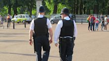Third of Brits haven't seen a police officer or PCSO in their local area in 12 months