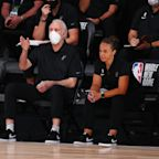 Report: NBA warns teams it will punish players for not wearing masks