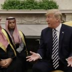 Trump's statement of support for Saudi Crown Prince suspected in journalist's death