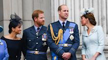 Royal family talk mental health: William, Kate, Harry and Meghan on their own struggles