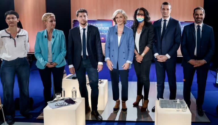 Régionales en Île-de-France: Bayou annonce l'union des 3 listes de gauche au second tour