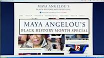 Dr. Maya Angelou Attracts World Attention