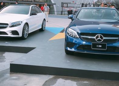 Mercedes-Benz C-Class 發表會直播!