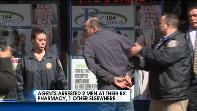 Pharmacy Busted in HIV Drug Scam